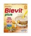 BLEVIT PLUS SUPERFIBRA 8 CEREALES CON MIEL 300 GR